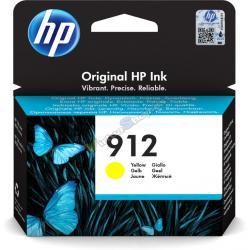 TINTA HP 912 AMARILLO - Imagen 1