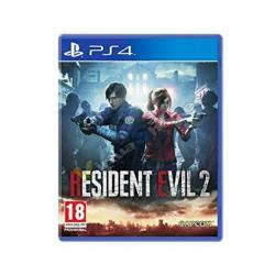 JUEGO SONY PS4 RESIDENT EVIL 2 - Imagen 1
