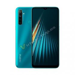 MOVIL SMARTPHONE REALME 5I 4GB 64GB DS AQUA BLUE - Imagen 1