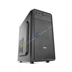 TORRE MICRO ATX 500W NOX LITE030 NEGRO - Imagen 1