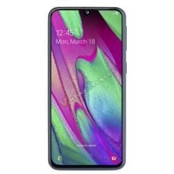 "SMARTPHONE SAMSUNG A40 BLACK 64GB 5,9"" - Imagen 1"