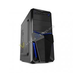 TORRE ATX NOX PAX USB 3.0 NEGRO / AZUL - Imagen 1