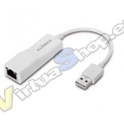 ADAPTADOR USB A RJ45 EDIMAX EU-4208 - Imagen 1