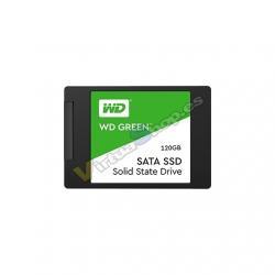DISCO DURO 2.5 SSD 120GB SATA3 WD GREEN - Imagen 1