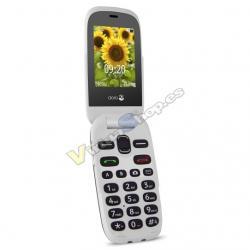 """TELEFONO MOVIL SENIOR DORO 6030 2,4"""" GRIS T0.3MPX - Imagen 1"""