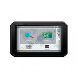 NAVEGADOR GPS GARMIN CAMPER 785 CON CAMARA NEGRO - Imagen 1