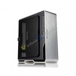 TORRE MINI ITX 150W IN WIN CHOPIN PLATEADO - Imagen 1