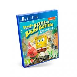 JUEGO SONY PS4 SPONGEBOB: BATTLE FOR BOTTOM - Imagen 1