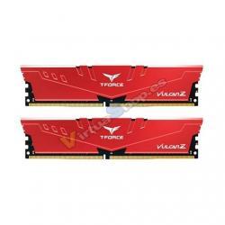 MODULO MEMORIA RAM DDR4 2X8GB PC2666 TEAMGROUP VULCAN Z CL - Imagen 1