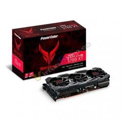 TARJETA GRÁFICA POWERCOLOR RED DEVIL RX 5700XT OC 8GB GDDR - Imagen 1