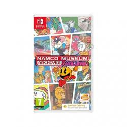 JUEGO NINTENDO SWITCH NAMCO MUSEUM ARCHIVES VOL 1 - Imagen 1