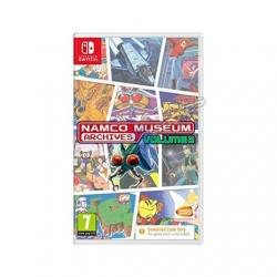 JUEGO NINTENDO SWITCH NAMCO MUSEUM ARCHIVES VOL 2 - Imagen 1