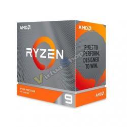 PROCESADOR AMD AM4 RYZEN 9 3900XT 12X4.7GHZ/70MB BOX - Imagen 1