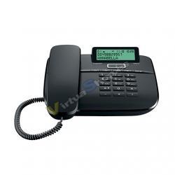 TELEFONO FIJO DIGITAL GIGASET DA611 NEGRO - Imagen 1