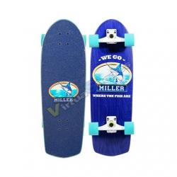 PATINETE SURFSKATE MILLER 30.5 X 9.6 EMPERADOR - Imagen 1