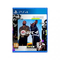 JUEGO SONY UFC 4 - Imagen 1