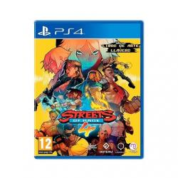 JUEGO SONY PS4 STREETS OF RAGE 4 - Imagen 1