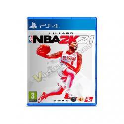 JUEGO SONY PS4 NBA 2K21 - Imagen 1