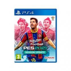 JUEGO SONY PS4 eFOOTBALL PES 2021 SEASON UPDATE - Imagen 1