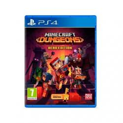 JUEGO SONY PS4 MINECRAFT DUNGEONS HERO EDITION - Imagen 1