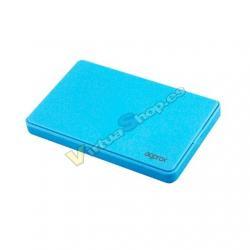 CAJA EXTERNA 2.5 USB 3.0 SATA APPROX AZUL - Imagen 1
