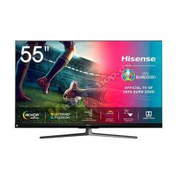 TELEVISIÓN ULED 55 HISENSE H55U8QF SMART TELEVISIÓN 4K U - Imagen 1