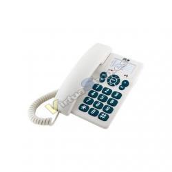 TELEFONO FIJO SPC ORIGINAL BLANCO - Imagen 1