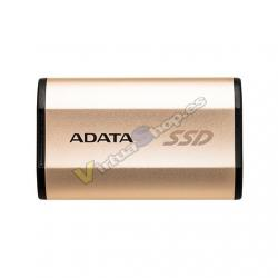 DISCO DURO EXT USB3.1 2.5 SSD 256GB ADATA ASE730H TITANIO - Imagen 1