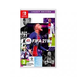 JUEGO NINTENDO SWITCH FIFA 21 LEGACY EDITION - Imagen 1