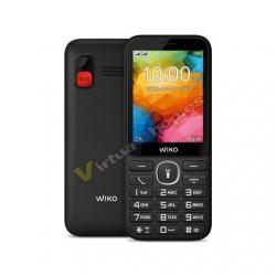 MOVIL SMARTPHONE WIKO F200 DS NEGRO - Imagen 1