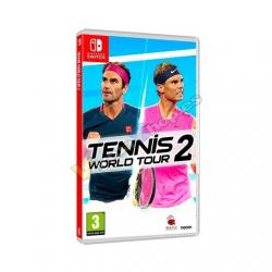 JUEGO NINTENDO SWITCH TENNIS WORLD TOUR 2 - Imagen 1