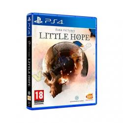 JUEGO SONY PS4 THE DARK PICTURES: LITTLE HOPE - Imagen 1
