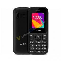MOVIL SMARTPHONE WIKO F100 DS NEGRO - Imagen 1