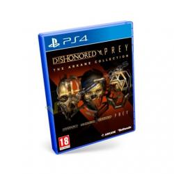 JUEGO SONY PS4 DISHONORED PREY THE ARKAME COLLEC - Imagen 1