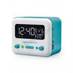 RADIO DESPERTADOR ENERGY SISTEM CLOCK SPEAKER 2 AZ ALARMA D - Imagen 1