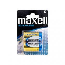 PILA ALCALINA MAXELL LR14 C (PACK 2) BLISTER / 1.5V 774417 - Imagen 1