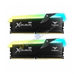 MODULO DDR4 16GB 2X8GB 4000MHz TEAMGROUP XCALIBUR PHANTOM G - Imagen 1