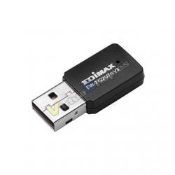 WIRELESS LAN USB 300M EDIMAX EW-7722UTN V3 BOTON WPS/WEP/WP - Imagen 1
