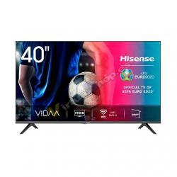 TELEVISIÓN DLED 40 HISENSE H40A5600F SMART TELEVISIÓN FH - Imagen 1