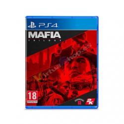 JUEGO SONY PS4 MAFIA TRILOGY Incluye.- Mafia + Mafia II + M - Imagen 1