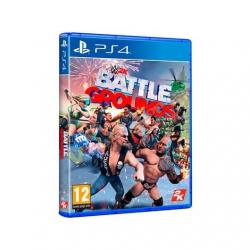 JUEGO SONY PS4 WWE 2K BATTLEGROUNDS WWEBPS4 - Imagen 1