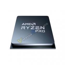 CPU AMD AM4 RYZEN 5 PRO 3350G 4X3.6GHZ/6MB TRAY SIN DISIPAD - Imagen 1