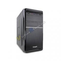 TORRE MICRO ATX 500W TOOQ TQC-4735U3C-B NEGRO MINI-ITX/M-AT - Imagen 1