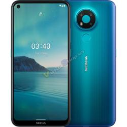 SMARTPHONE NOKIA 3.4 4GB 64GB 6,39 HD+13MPX+5MPX+2MPX 8MPX AZUL - Imagen 1