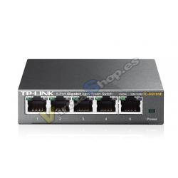 HUB SWITCH 5 PTOS 10/100/1000 TP-LINK TL-SG105E