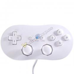 WII PAD CLASICO BLANCO