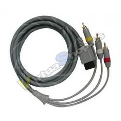 Cable AV RCA WII & Wii U