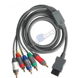 Cable WII Componentes - Imagen 1