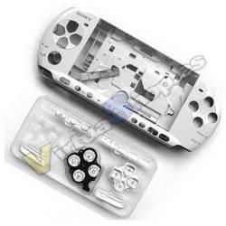 Carcasa Completa PSP 3000 Blanco - Imagen 1