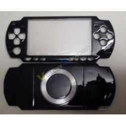 Carcasa Completa PSP SLim Negra - Imagen 1